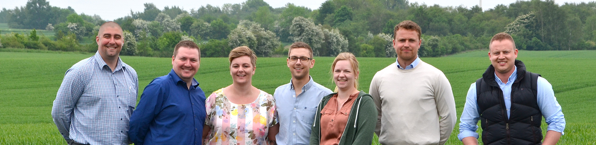 Trainees i Danish Agro